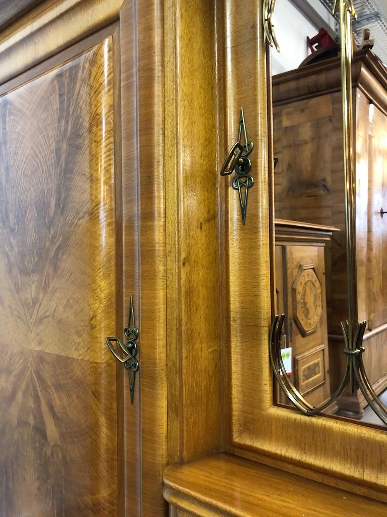 Art Deco Style Medium Sideboard, Mid-Century Modern For Sale 1