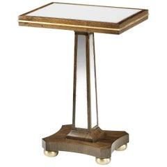 Art Deco Style Pedestal Table
