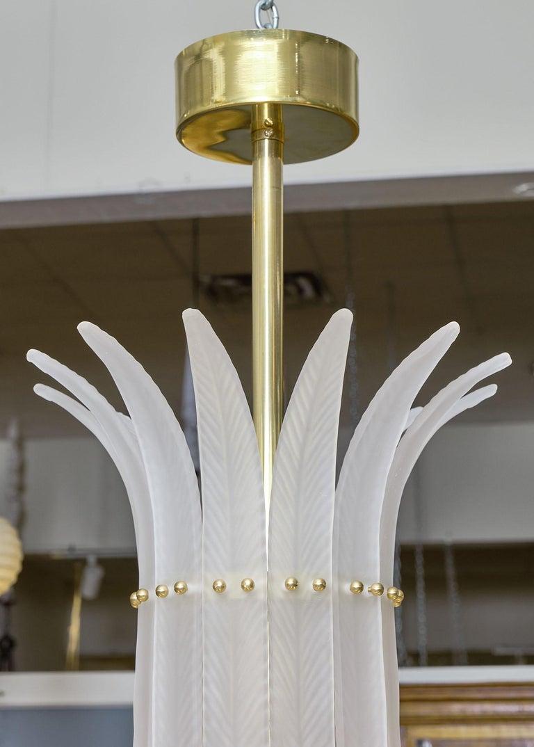 Brass Art Deco Style