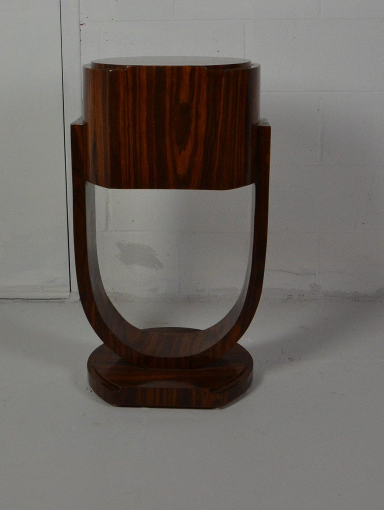 Art Deco Style Rosewood Nightstands For Sale 3