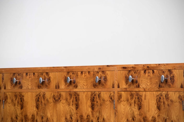 Art Deco Style Sideboard by Restall Brown and Clennell For Sale 9