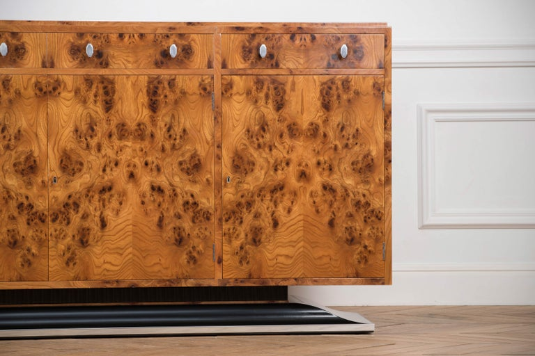 Art Deco Style Sideboard by Restall Brown and Clennell For Sale 1