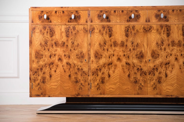 Art Deco Style Sideboard by Restall Brown and Clennell For Sale 2