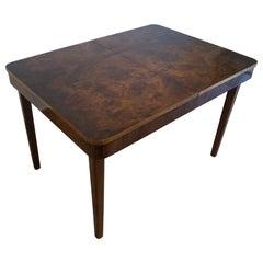 Art Deco Table J.Halabala from 1940