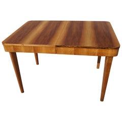 Art Deco Table J.Halabala from 1950
