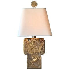 Art Deco Table Lamp by Chapman, 1982