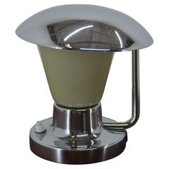 Art Deco Table Lamp by Napako, 1940s