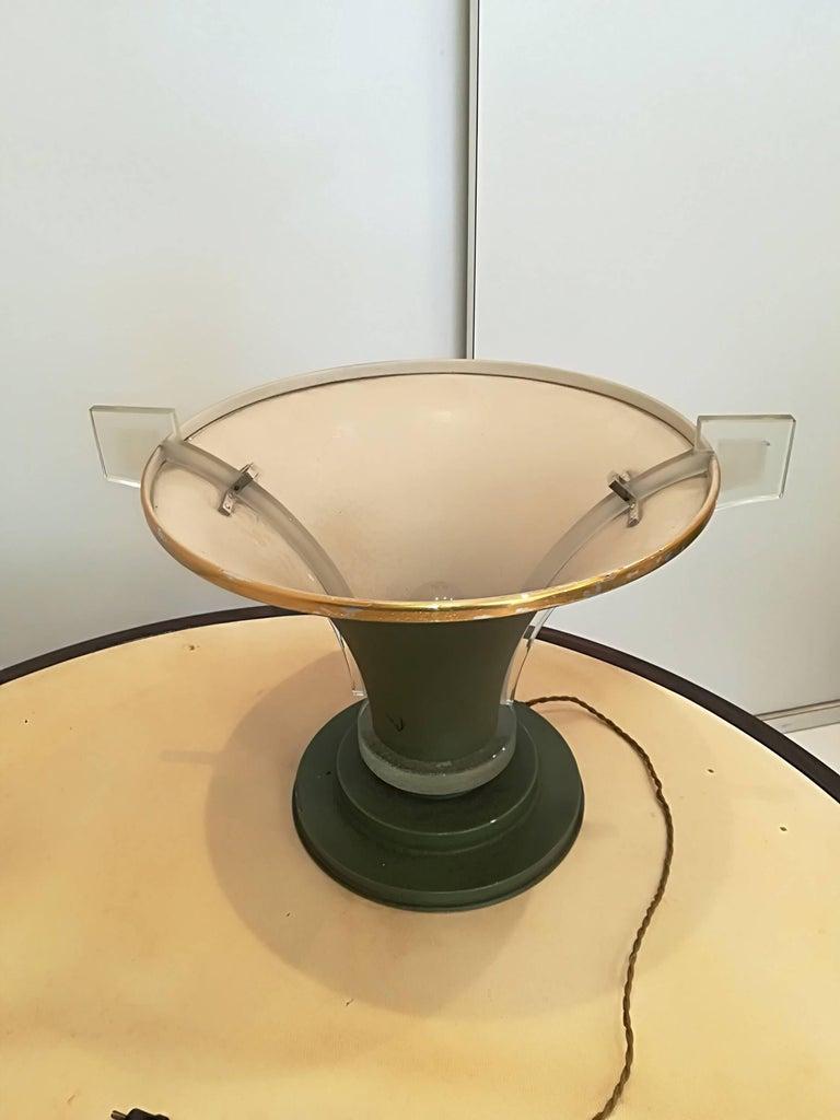Art Deco Table Lamp, circa 1930 For Sale 1