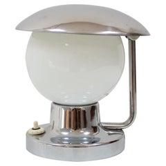 Art Deco Table Lamp Designed by Josef Hurka for Napako, 1930's