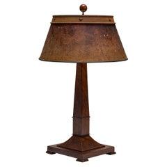 Art Deco Table Lamp, England, circa 1930