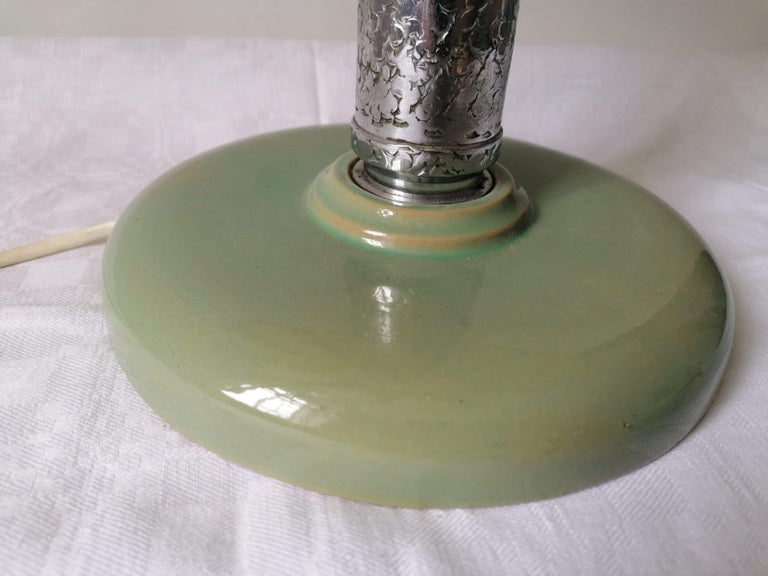 Art Deco Table Lamp For Sale 9