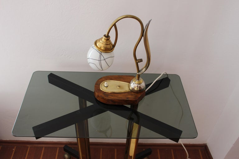 Mid-20th Century Art Deco Table Lamp For Sale