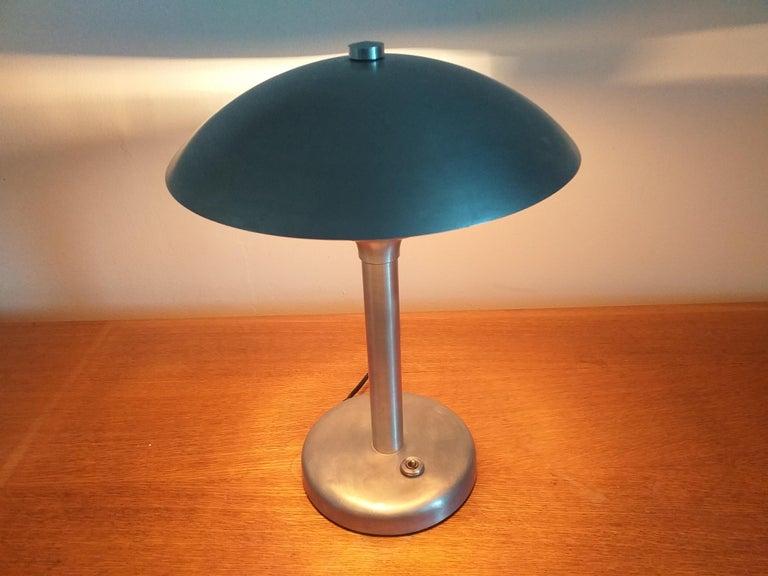 Art Deco Table Lamp, Franta Anyz, Functionalism, Bauhaus, 1930s For Sale 1