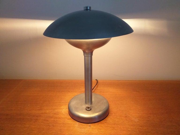 Art Deco Table Lamp, Franta Anyz, Functionalism, Bauhaus, 1930s For Sale 2