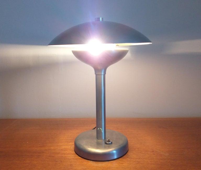 Art Deco Table Lamp, Franta Anyz, Functionalism, Bauhaus, 1930s For Sale 3