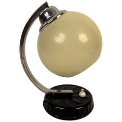 Art Deco Table Lamp from the Czech Republic, from CMS Krasno