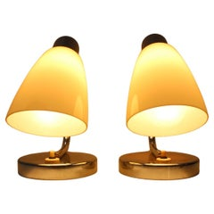 Art-Deco Table Lamps/Napako, 1930's