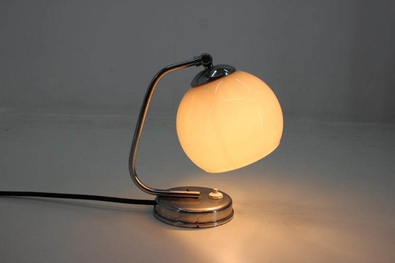 Art Deco Table or Wall Lamp, 1930s For Sale 1