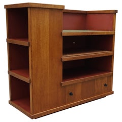 Art Deco The Hague School Style Drinks Cabinet / Sideboard / Small Credenza 1920