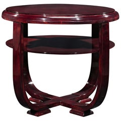 Art Deco Two-Tier Coffee Table