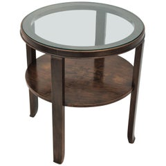 Art Deco End Tables