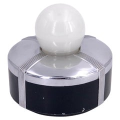 Art Deco Unique Portable Lamp Masterlite