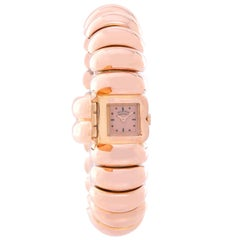 Vacheron Constantin Rose Gold Art Deco Manual Wristwatch
