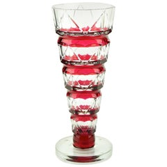Art Deco Val Saint Lambert Vase