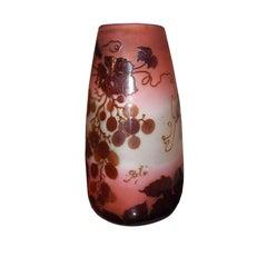Art Deco Vase by Emile Galle