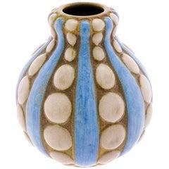 Art Deco Vase by Louis Lourioux
