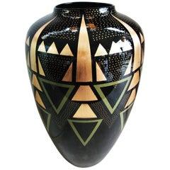 Art Deco Vase Style Dunand