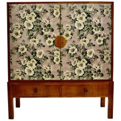 Art Deco Vintage Cherrywood Cabinet Attributed Josef Frank Haus & Garten Vienna