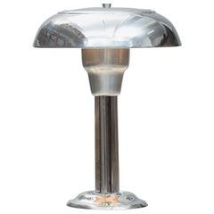 Art Deco Vintage French Champignon Table Lamp