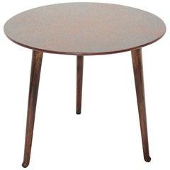 Art Deco Vintage Walnut Side Table by Josef Frank Haus and Garten Vienna
