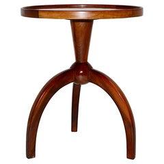 Art Deco Vintage Walnut Side Table Walter Sobotka Cercle Josef Frank 1928 Vienna