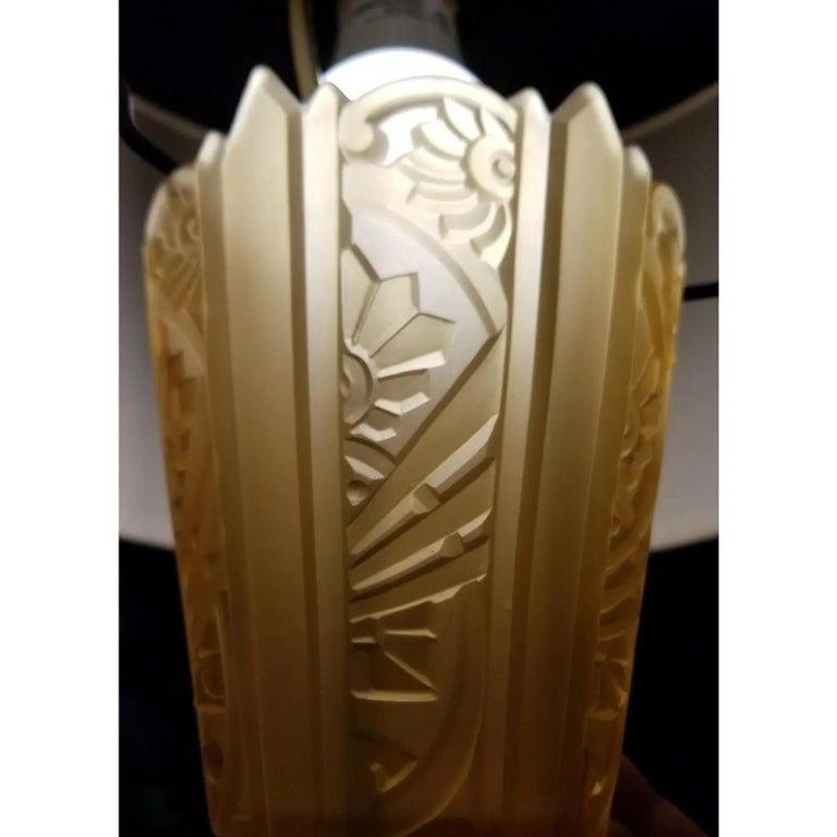 Art Deco Wall Sconce In Good Condition For Sale In Fulton, CA