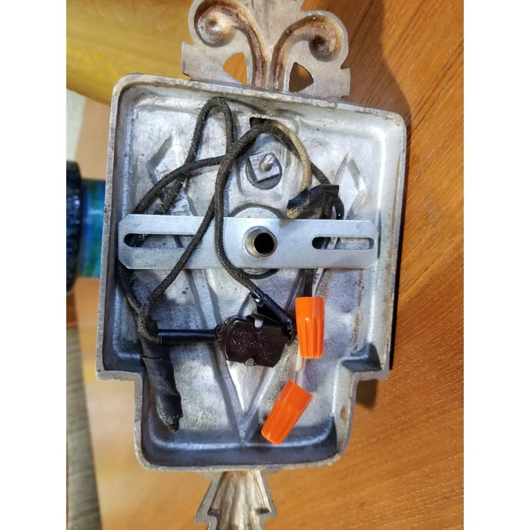 Art Deco Wall Sconce For Sale 1