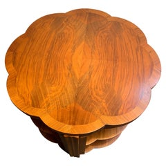 Art Deco Walnut Nest of Tables