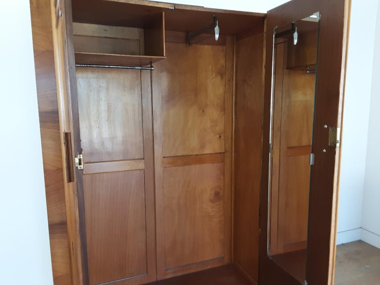 Art Deco Wardrobe For Sale 4