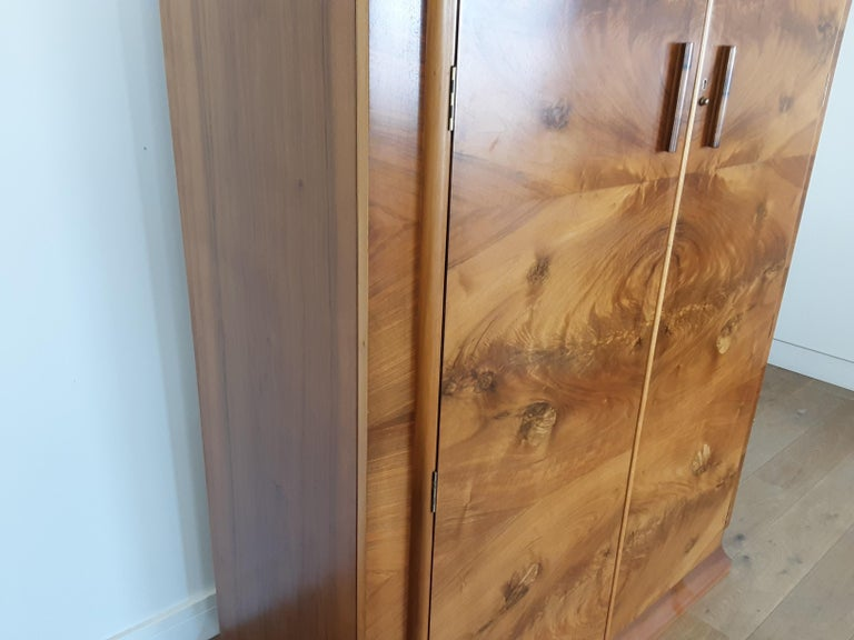 Art Deco Wardrobe For Sale 6