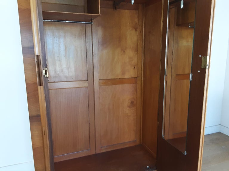 Art Deco Wardrobe For Sale 3