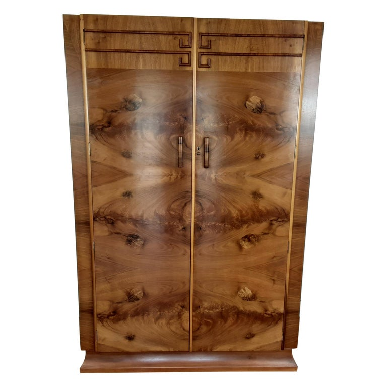 Art Deco Wardrobe For Sale