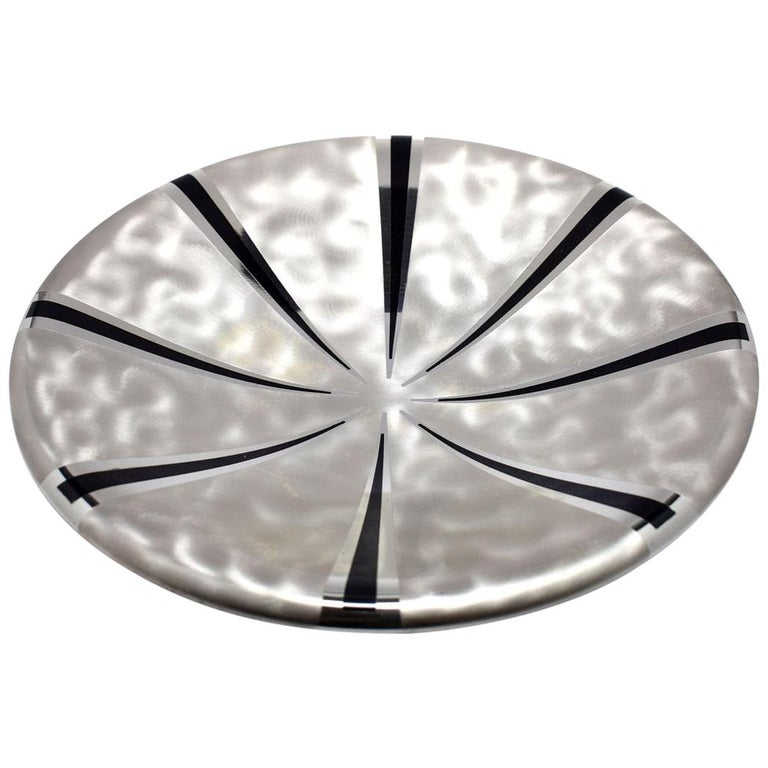 Art Deco Wmf Silver Plated Bowl For Sale