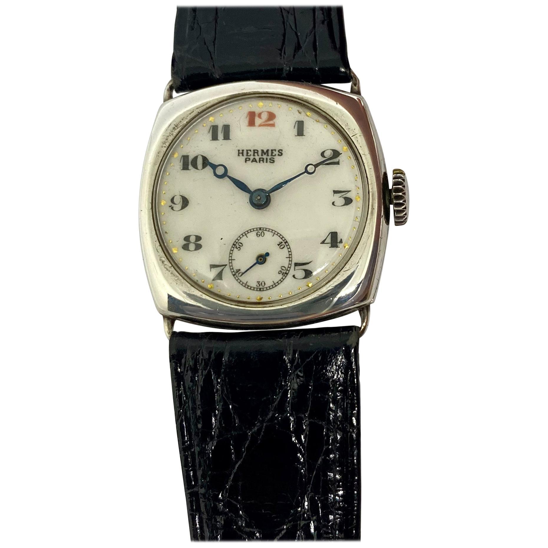 Hermes Paris Collector's Wristwatch