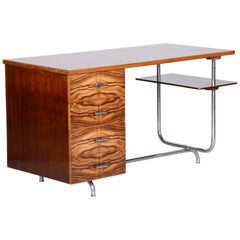 Chrome Desks and Writing Tables