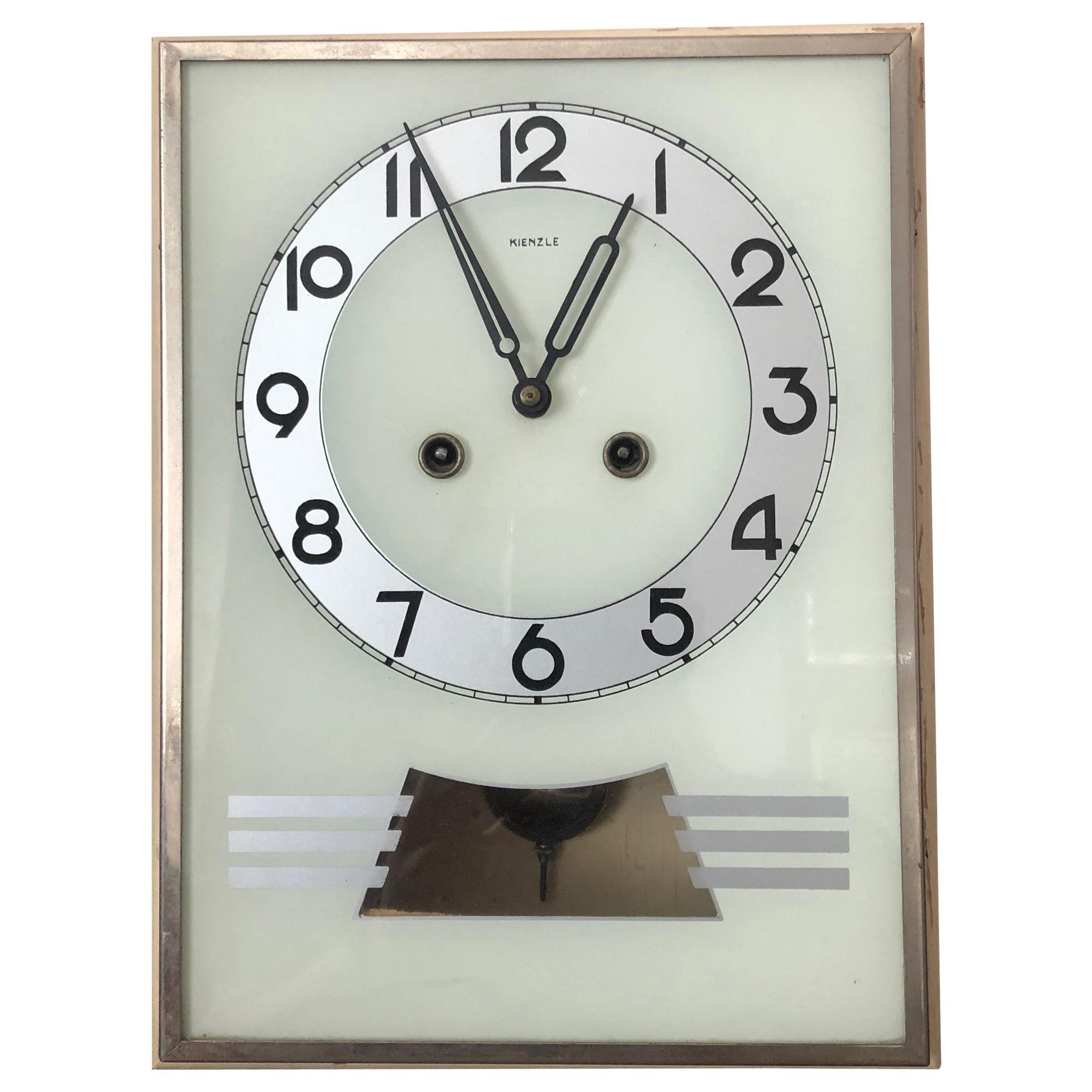 Art Decon Germany Wall Kitchen Clock Kienzle