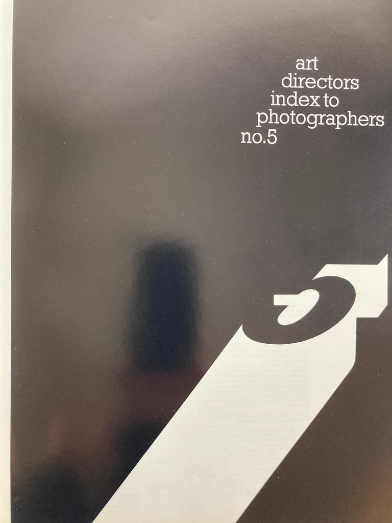 Art Director's Index to Photographers No. 5 Hardcover, January 1, 1977 Book For Sale 4