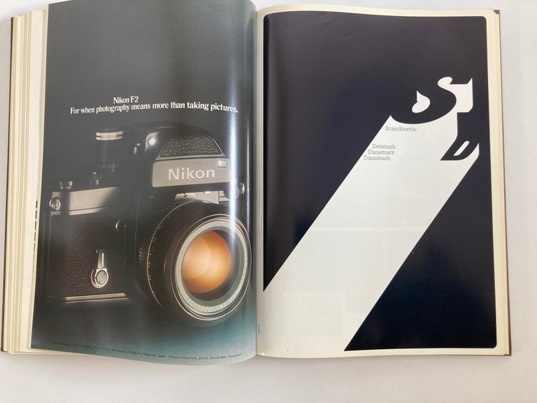 Paper Art Director's Index to Photographers No. 5 Hardcover, January 1, 1977 Book For Sale
