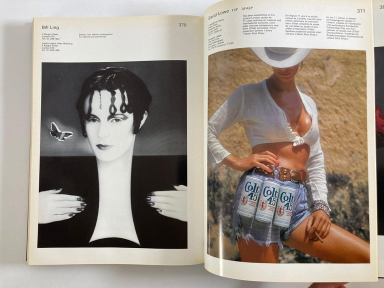 Art Director's Index to Photographers No. 5 Hardcover, January 1, 1977 Book For Sale 2