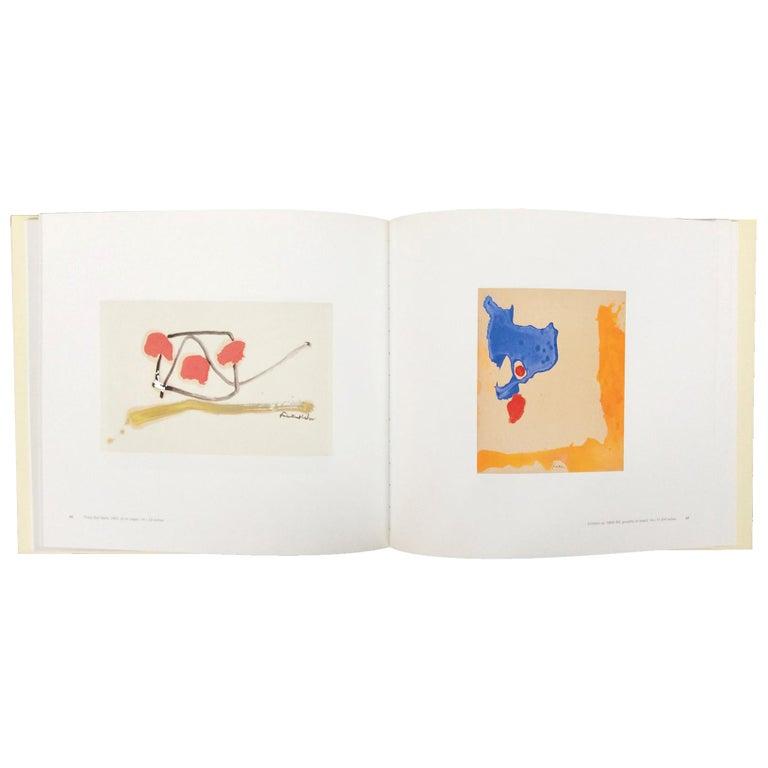 "Art Exhibition Catalogue, ""Helen Frankenthaler at Eighty: Six Decades"""